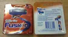 Gillette Fusion Men's Razor Blades - 8 Blades NEW pack
