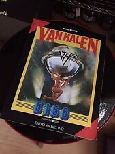 Van Halen 5150 Band Score Tab Taiyo Rittor  Music Japan Sheet music