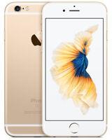 Doré Apple iPhone 6S  iOS 64Go Mobile Débloqué 4G LTE TéléPhone Smartphone