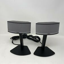 [Pair] Bose Companion 5 Multimedia Computer Speakers Left & Right