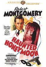 Haunted Honeymoon (DVD, 2016)