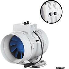 Blauberg Estrattore d'aria 100 mm con centralina