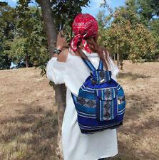 Festival Rucksack Navajo  Ethno Aztec Coachella Hippie Boho gewebt Guatemala Goa