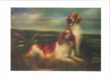 dog two 3D Lenticular Holographic Stereoscopic Picture Wall Art