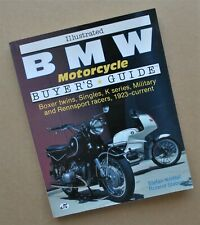 1923-88 BMW Motorcycle Buyers Guide Manual Book R60 R69 R100 R23 R11 R51 R75 R90