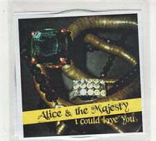 (GP915) Alice & The majesty, I Could Love You - DJ CD
