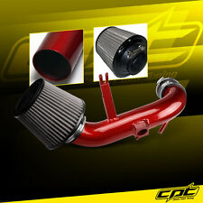 09-15 Lancer 2.4L 4cyl Automatic  Red Cold Air Intake + Stainless Filter
