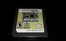 50 More Classic Games (Nintendo DS, 2011)