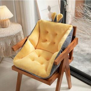 Portable Chair Cushion Seat Pad Back Pain Relief fluffy Cushion for Office Chair