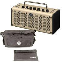 Yamaha THR5 Modeling Combo Desktop Guitar Amplifier Cubase AI VCM & Carry Bag