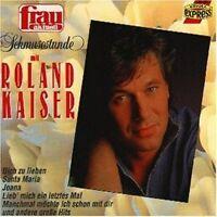 Roland Kaiser Schmusestunde mit [CD]