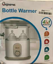 Baby Bottle Warmer, 4 in 1 Function with Automatical Power-Off Top Quality- New