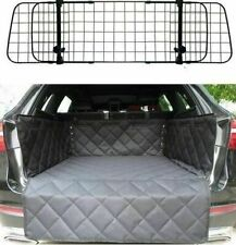 Deluxe Mesh Dog Guard + Quilted Boot Liner - FOR Nissan Qashqai 2015 2016 2017+