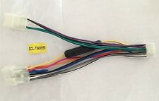 Lot of 5 ECL TWH950 Toyota Car Stereo Radio Wiring Harness Plug Wire Adapter New
