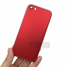 Black Rear Housing Battery Door for Iphone 5s Back Replacement to 7 mini Housing