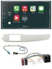 Pioneer USB 2DIN MP3 AUX Bluetooth Autoradio für Alfa Romeo Giulietta 2010-2013