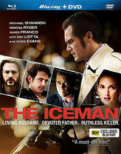 The Iceman (Blu-ray/DVD, 2013, 2-Disc Set)