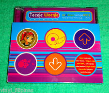 PHILIPPINES:TEENIE WEENIE RECORDS - Up & Down Tempo 0001,CD,ALBUM,Anime Design