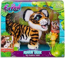 FurReal B9071 Roarin Tyler Playful Tiger Plush Pet