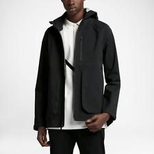 Nike Men's NikeLab Essentials Jacket sz M 866055 010 medium raincoat black