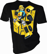 Transformers Bumblebee Adult & Kids T-Shirt