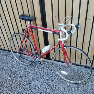 Trek Elance 310 Road Bicycle 700C 12 Speed,Red,23 in frame X large All Original