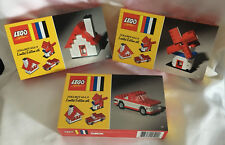 LEGO Classic 60th Anniversary Limited Edition Windmill & House & Truck IN HAND