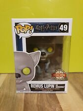 💕💖 Harry Potter Remus Lupin Werewolf Funko Pop Special Edition + Protector💖💕