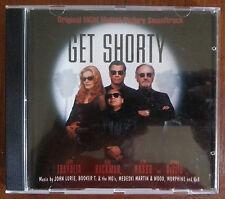 VARIOUS ARTISTS 'Get Shorty' CD ALBUM 1996 1990s SOUNDTRACKS THEATRE