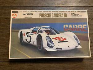 AHM Porsche Carrera 10 1/25 NIOB! *VINTAGE* ▓RARE▓ race car ONLY ONE ON EBAY!