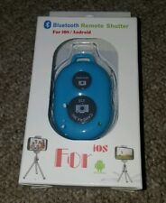Bluetooth Remote Shutter for iOs/Android iShutter Brand New Free Shipping