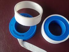 PTFE Tape  for pneumatics water plumbing Gas etc 2 Roll