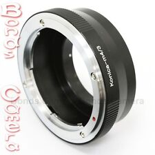 Konica AR mount Lens To Olympus Panasonic Micro 4/3 M43 Adapter E-P5 GF6 G6 OM-D