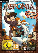 Deponia [video game]