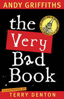NEW The Very Bad Book by Andy Griffiths Paperback Book Free Shipping