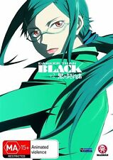 Darker than Black : Vol 2 (DVD, 2009) Brand New  Region 4