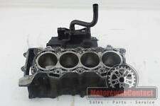 07-08 ZX6R ENGINE MOTOR CRANK CASE BLOCK UPPER CASES CYLINDERS JUGS TOP
