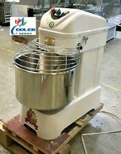 New 40 Quart Spiral Mixer Machine Rpm Speed Bakery Kitchen Equipment Smx40