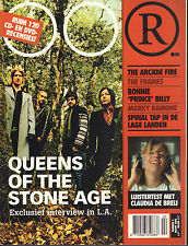 MUSIC MAGAZINE OOR 2005 nr. 02 -QUEENS OF THE STONE AGE/MARKY RAMONE/ARCADE FIRE