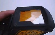 * Dewalt DW088K Laser Level Replacement Lens / Screen - Acrylic, More Durable *