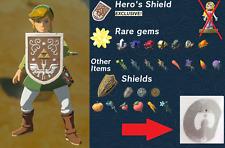 Zelda Breath Of The Wild Toon Zelda Amiibo Nfc Tag Switch Wii U NO CARD