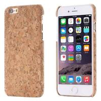Apple iPhone 6 6S (4,7) SUGHERO CASO LEGNO NATURA HARD CASE COVER