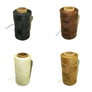Sewing Awl Thread - 4 Colors - 4 Ounce Spools