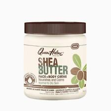 Queen Helene Shea Butter Face + Body Creme Nourishes & Calms 425 g