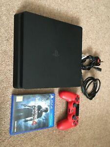 Sony PlayStation 4 Slim with 500GB SSD Installed