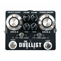 King Tone Guitar The Duellist Overdrive Pedal