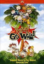 Rugrats Go Wild Nickelodeon Movies Region 4 DVD VGC