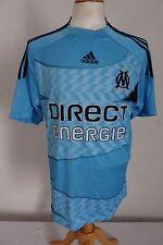 Olympique Marseille Camisa de distancia Adidas 2009-10 talla L 161 CON