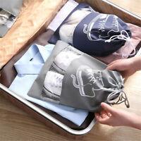 Non - tissé Sac de stockage Tirez! Récipient de protection Sac à chaussures