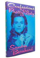 Sandra Bernhard CONFESSIONS OF A PRETTY LADY Stories True and Otherwise 1st Edit
